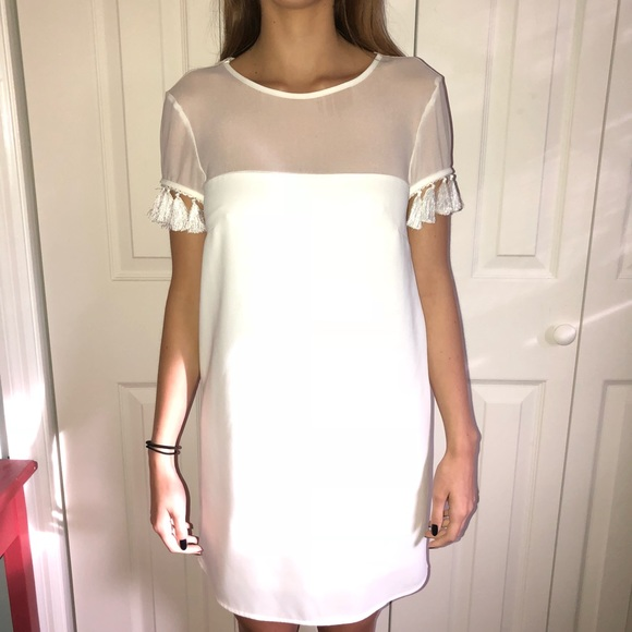 c8676aae649 Lulu s Dresses   Skirts - white graduation dress